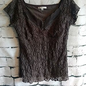 CAbi lace top